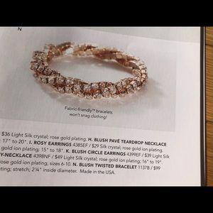 Touchstone by Swarovski bracelet